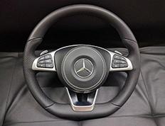 Замена руля на Mercedes-Benz