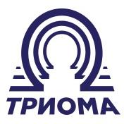Логотип компании ТРИОМА
