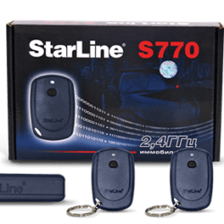 купить иммобилайзер starline s770 в долкар