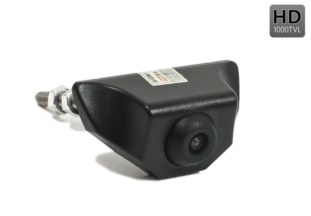 купить и установить универсальную камеру переднего вида AVEL в ДОЛКАР