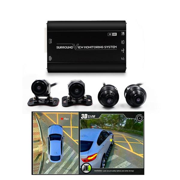 купить и установить систему кругового обзора birdview 3D в ДОЛКАР