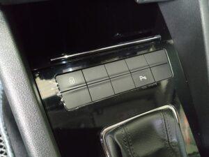 кнопка багажника skoda