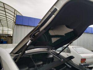 крышка багажника skoda