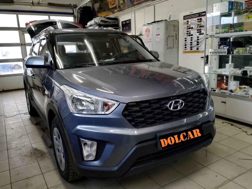тонировка Hyundai