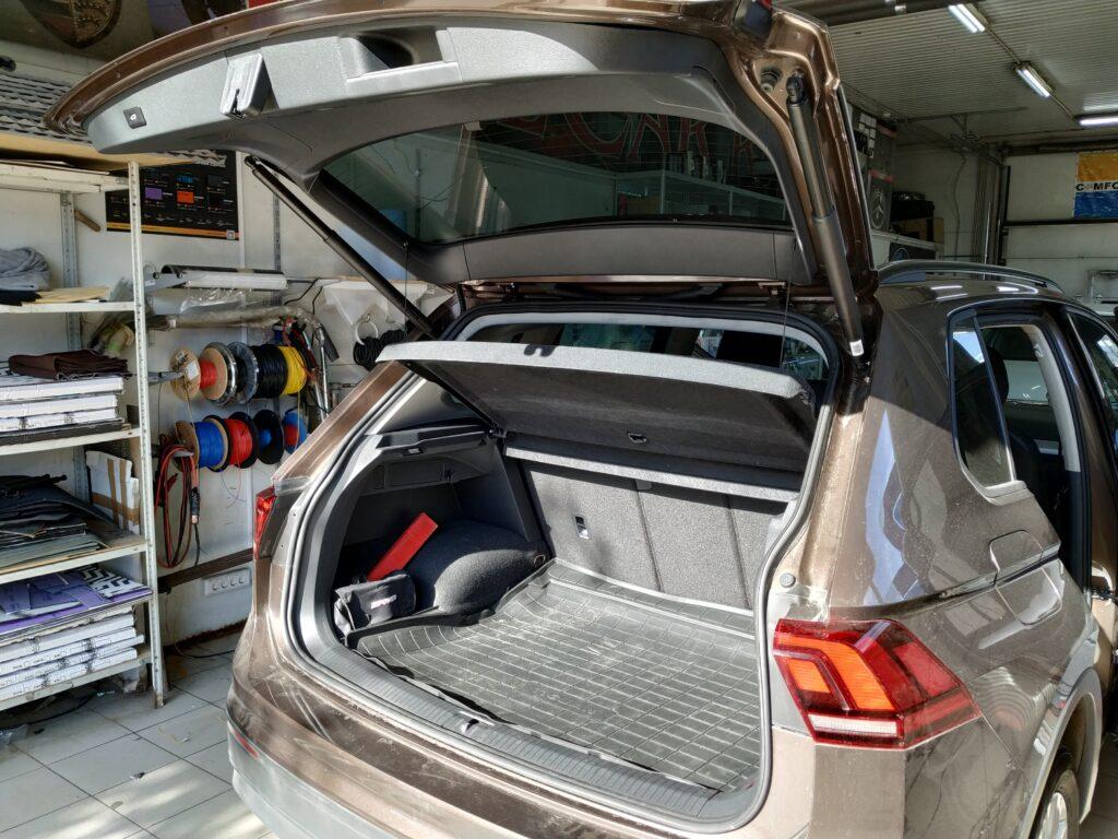 электропривод багажника Volkswagen