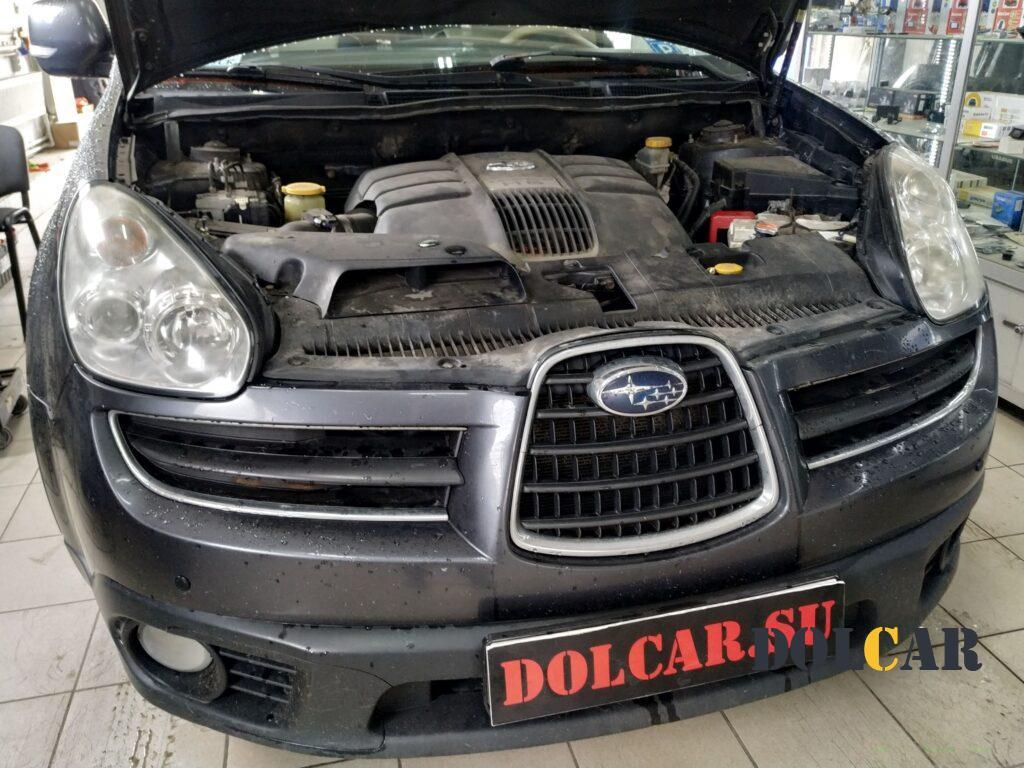 замена линз Subaru