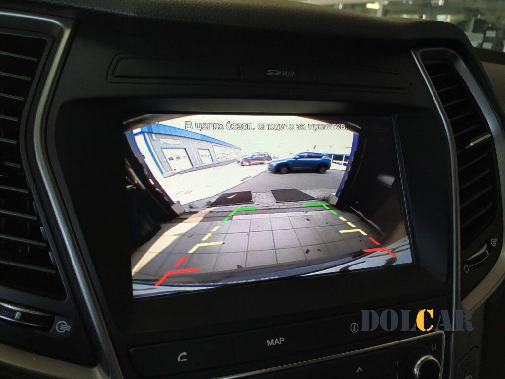 ремонт камеры Hyundai