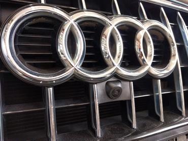 Установка парковочных камер Audi Q5