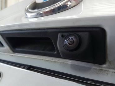 Омыватель камеры заднего вида BMW X5 F15