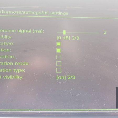 Новая сенсорная панель в Audi A8 2015, замена mmi и ремонт подсветки