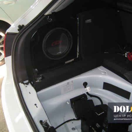 Автозвук и распайка магнитолы Audi Allroad 2013