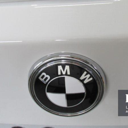 Оклейка карбоновой пленкой деталей экстерьера BMW X5 F15
