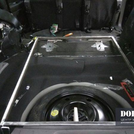 Аудиосистема в Ford Explorer