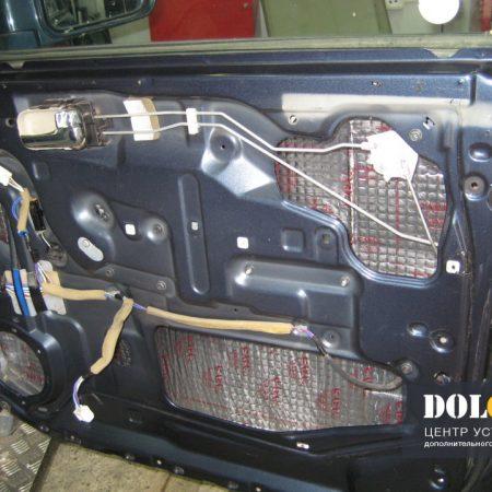 Nissan Patrol Музыка часть 1