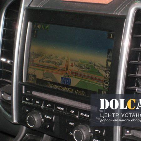 Установка цифрового тв, камеры, навигации на Андройд в Porsche Cayenne