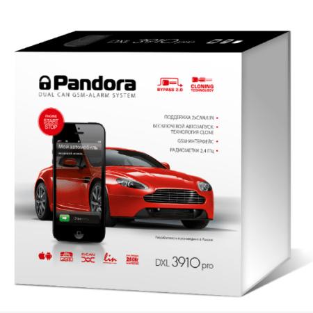 Автосигнализация Pandora DXL3910 Pro