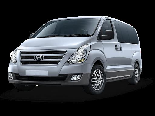 установить электропривод багажника Inventcar для Hyundai H1 Grand Starex 2018 в ДОЛКАР