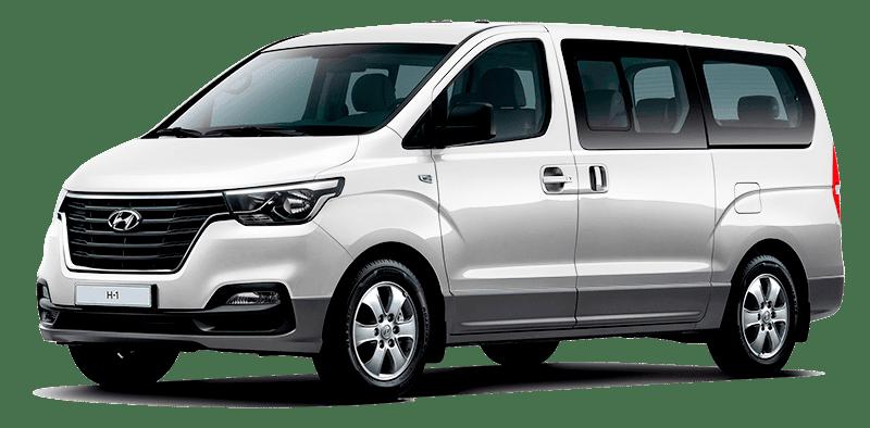 установить электропривод багажника Inventcar для Hyundai H1 Grand Starex 2020 в ДОЛКАР