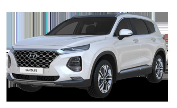 установить электропривод багажника Inventcar для Hyundai Santa Fe в ДОЛКАР