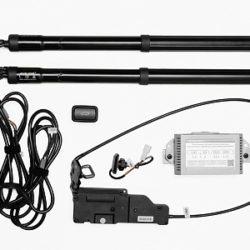 установить систему электропривода багажника Smartlift в долкар