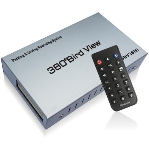 купить и установить систему кругового обзора birdview 3D CAN в ДОЛКАР
